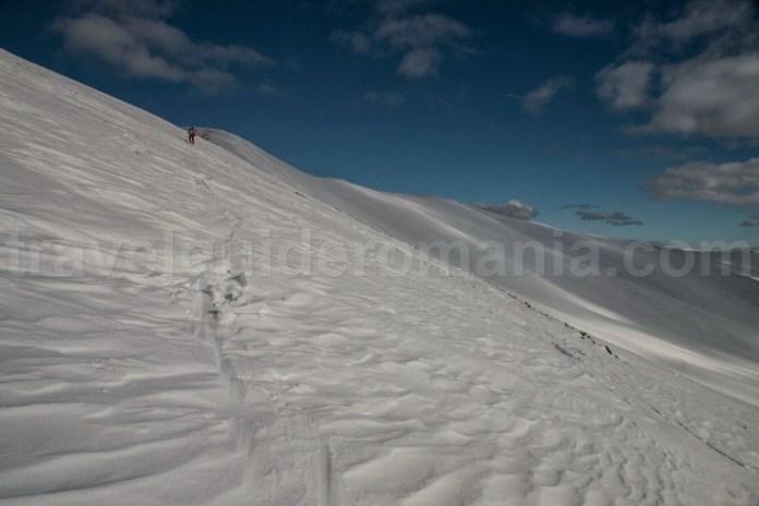 Calatoreste in Romania - schi de tura Parang