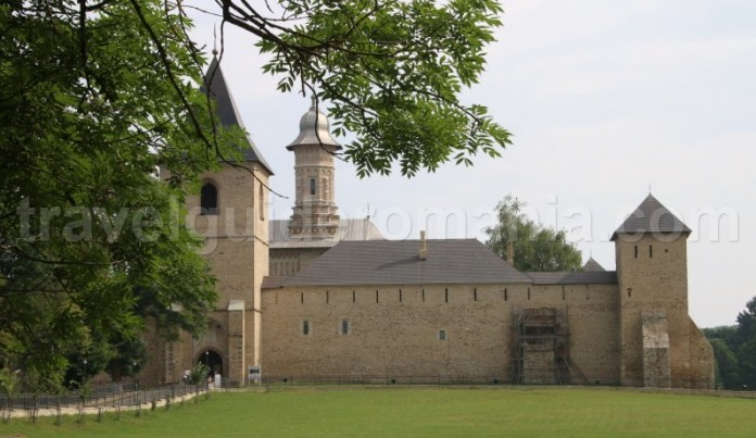 Manastirea Dragomirna - satul Dragomirna, Comuna Mitocul Dragomirnei