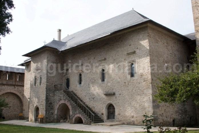 Muzeul Manastirii Dragomirna - Bucovina