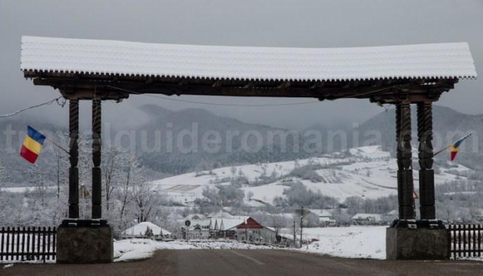Satul Budureasa, la poalele Muntilor Bihorului