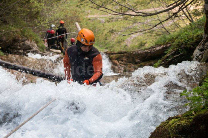 Canyoning in Maramures - Canionul Cailor