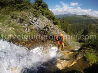 Obiective turistice din Maramures - Canionul Cailor