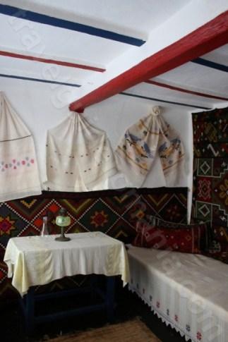 Casa traditionala dobrogeana din satul Enisala