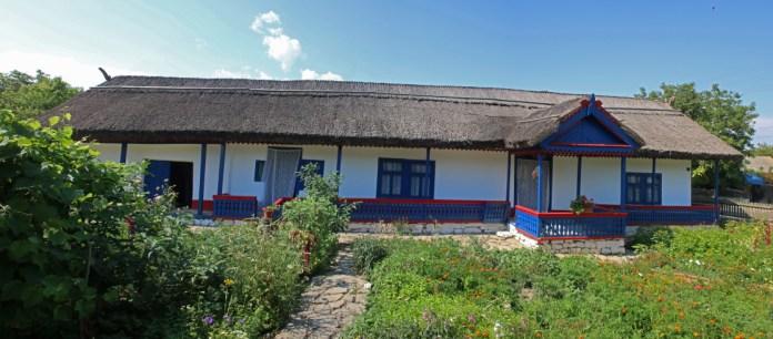 Casa traditionala din Dobrogea