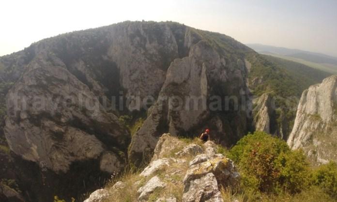 Muntii Romaniei - Via ferrata in Cheile Turzii