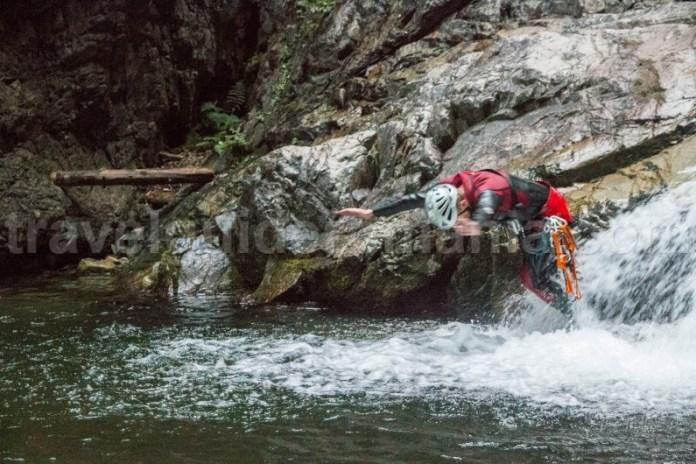 Canioane din Romania - Canionul Valea Marii