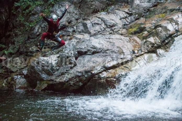 Canyoning Retezat - Valea Marii