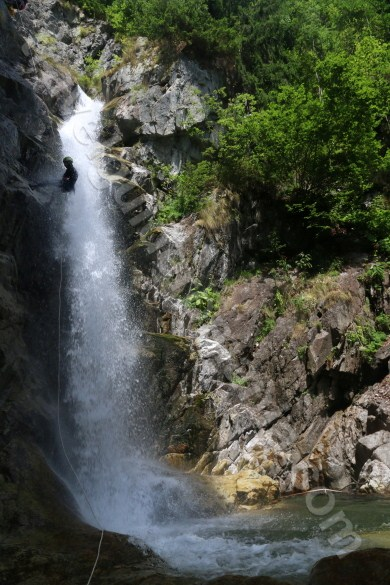 Canyoning in Muntii Retezat – Valea Mării