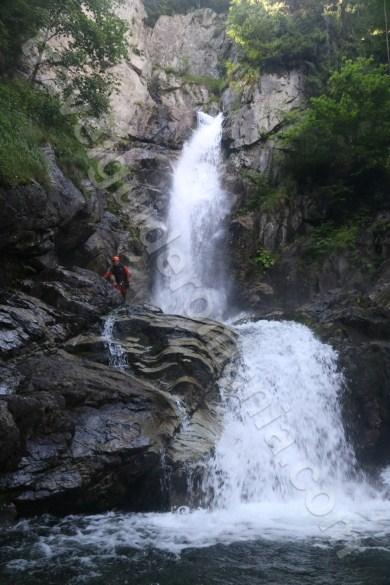 Canyoning in Muntii Retezat - Valea Jiului