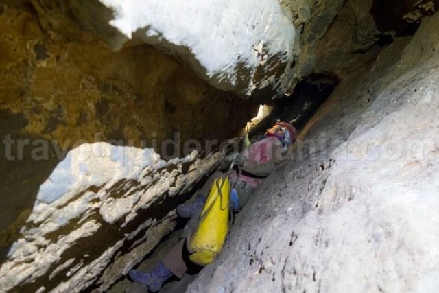 Cea mai adâncă peșteră din Romania