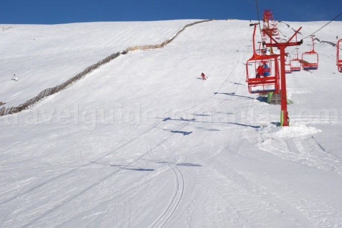 Domeniul schiabil Sinaia - schi in Romania