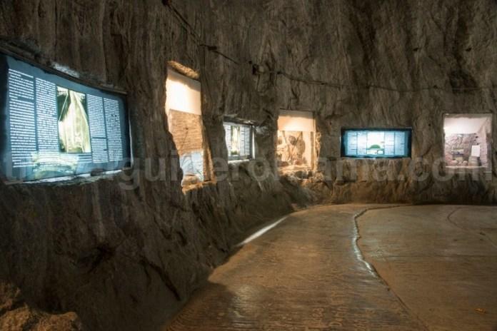 Muzeul mineritului din salina Praid - vacante in Romania
