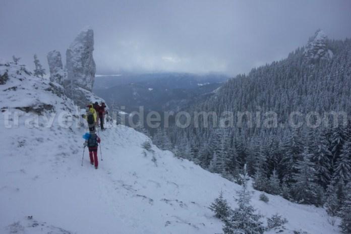Turism montan in judetul Neamt - Muntii Ceahlau
