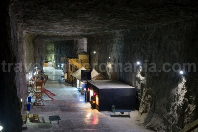 Vizita si recuperare in salina Praid - Romania