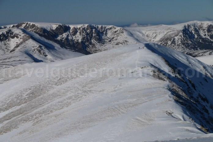 Poteci de munte in Masivul Godeanu - Carpatii Meridionali