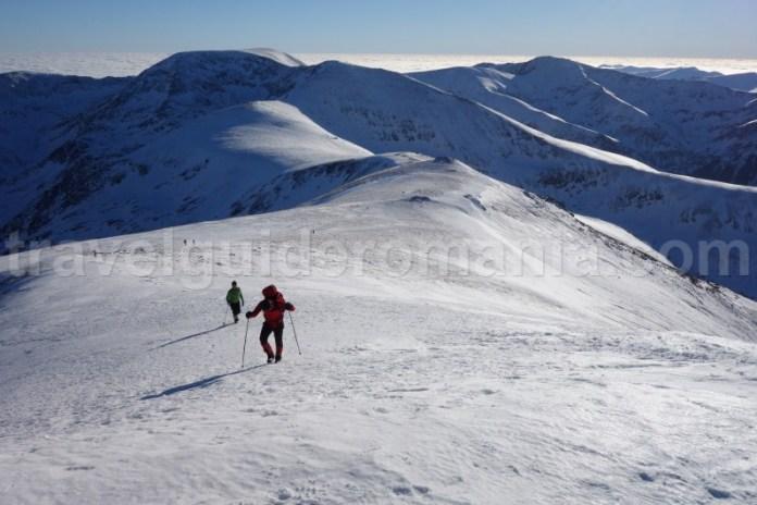 Trekking in Muntii Godeanu - Carpatii Meridionali