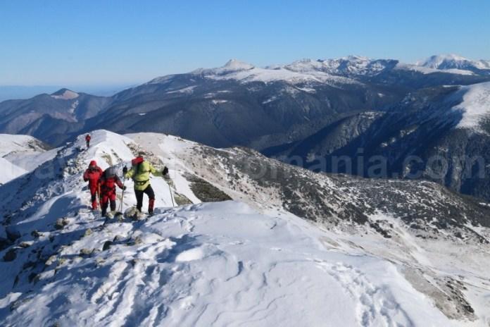 Turism de aventura in Muntii Godeanu - Carpatii Meridionali