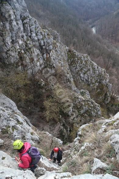 Programe de team building in Romania - Via ferrata