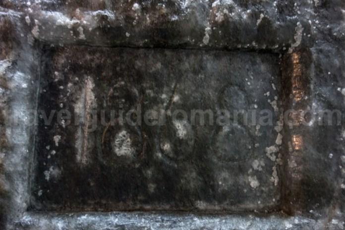 Exploatarea sarii in Salina Turda