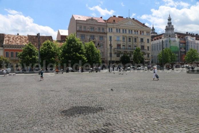 Piata Unirii - Cluj Napoca