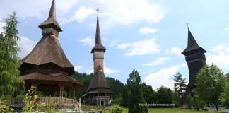 Manastirea Barsana din Maramures