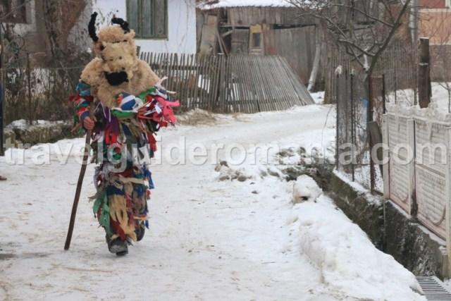 Obiceiul colindului in Romania