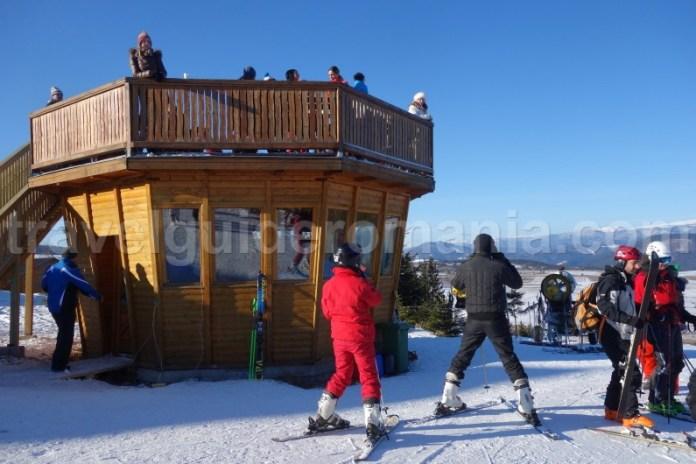 Vacanta de iarna la Toplița