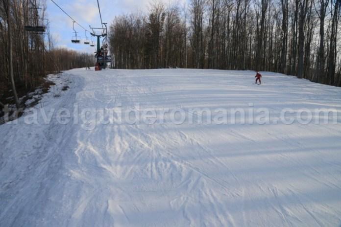 Statiuni de schi in Romania