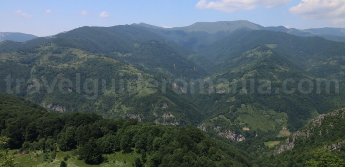 Trasee turistice in Baile Herculane si Valea Cernei