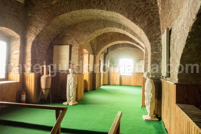 vestigiile Băilor Romane din Baile Herculane
