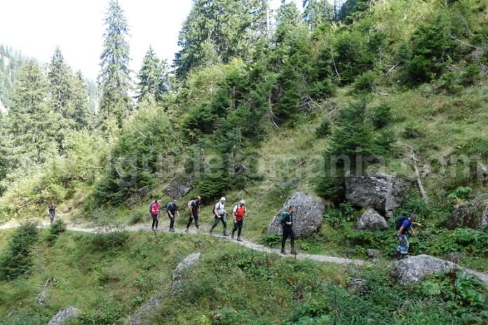 Excursii ghidate in muntii Bucegi