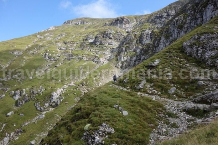 Turism montan in muntii Bucegi - Romania