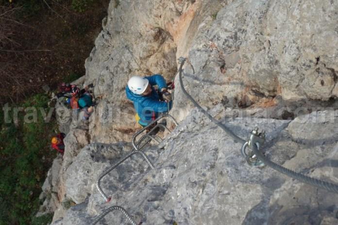 Oferte munte - Via ferrata Vadu Crisului