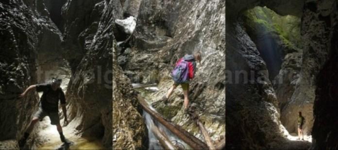 aventura chei Padis Apuseni