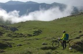 strunga padina bicicleta mtb bucegi