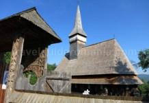 Destinaţia ecoturistică Mara Cosău Creasta Cocoșului Maramureş biserica lemn unesco
