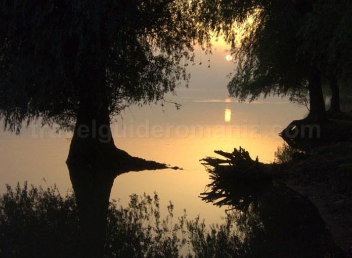 rezervatia biosferei delta dunarii brat sulina