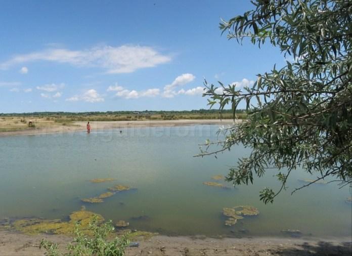 rezervatia biosferei delta dunarii grind letea lac