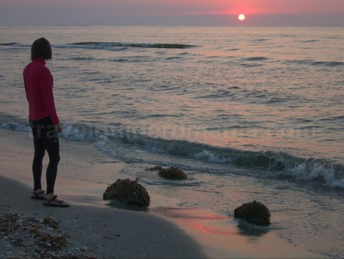 rezervatia biosferei delta dunarii rasarit marea neagra intre sulina sfantu gheorghe