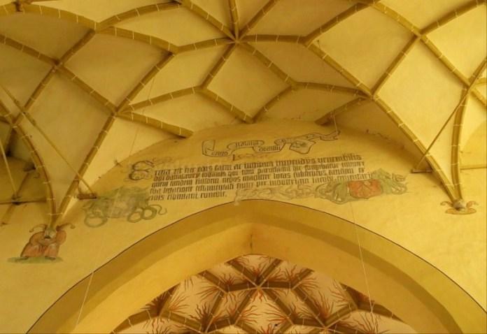 arlechini biserica fortificata biertan unesco