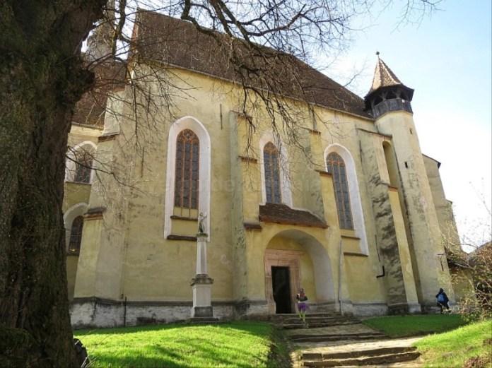 biserica fortificata biertan unesco