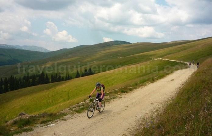 muntii latoritei drumul strategic ciclism mtb