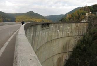 transfagarasan baraj vidraru