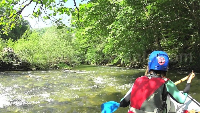 Parcul Național Cheile Nerei-Beusnita - rafting