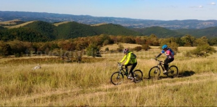 garliste tren anina oravita mountain biking