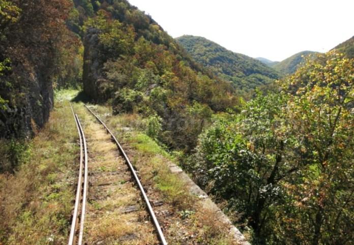 linia ferata montana anina oravita tunel