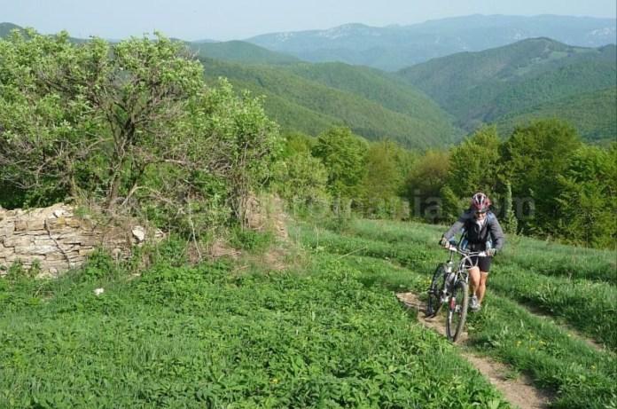 ravensca bigar banatul montan mountainbike