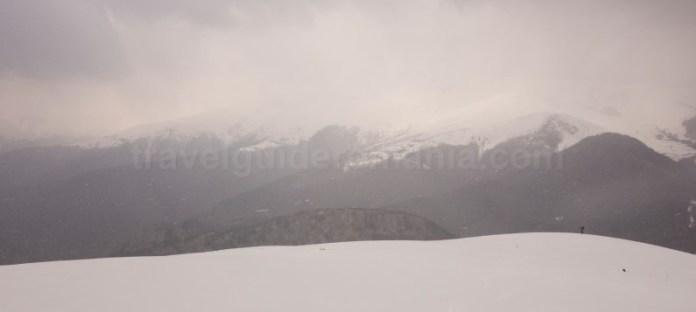 Idei de vacanta iarna pe munte in Romania