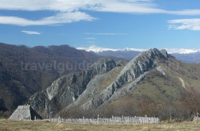 Parcul Naţional Domogled - Valea Cernei