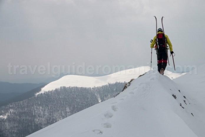 Ghid montan Romania - Creasta Oslea